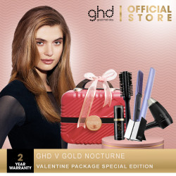 ghd V gold nocturne Valentine Package Special Edition