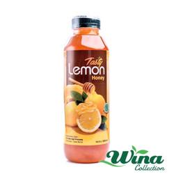 Tasty Lemon Honey Pure Lemon Plus Madu 500ml Program Diet