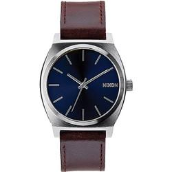 NIXON A0451524 TIME TELLER BLUE BROWN