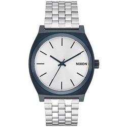 NIXON A0451849 TIME TELLER NAVY / SILVER