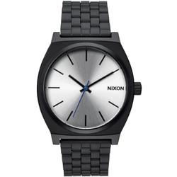 NIXON A045180 TIME TELLER BLACK SILVER