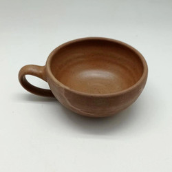 Gelas Keramik/New Tea cup stone brown