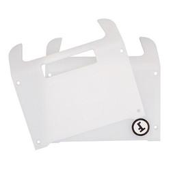 The Float Life -Float Plates V3 (XR) Titanium Grey