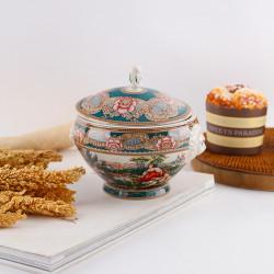 CAPODIMONTE Toples Keramik Summer Beauty