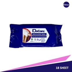 DoCare Wash Gloves 18 sheet Parfume