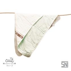 CUIT X KINTAKUN Selimut Bayi Super Sensitive Bamboo Cotton 110 x 110cm