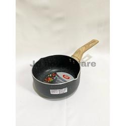 Panci saucepan marble lis diameter 16 cm anti lengket premium PC0011GY