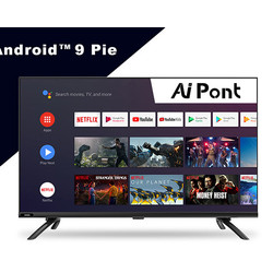 LED TV CHANGHONG 75 INCH SMART ANDROID 4K U 75H9