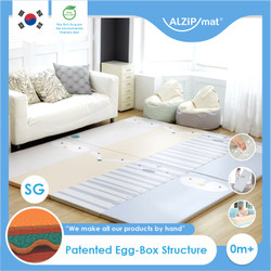 ALZiPmat - Zoo Mat - Animal Friends - 240SG