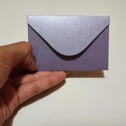 Amplop Mini Violet Amplop Uang Amplop Lucu isi 20pcs 9cm x 6cm