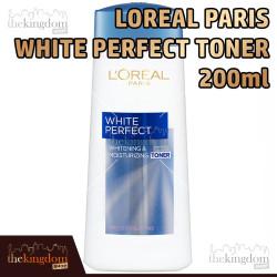 L'Oreal Paris White Perfect Toner 200ml Loreal Skincare Pencerah Kulit
