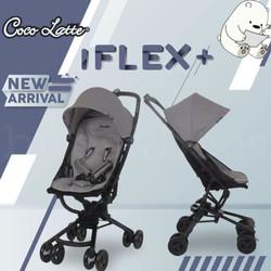 Cocolatte Iflex+ plus cabin size stroller