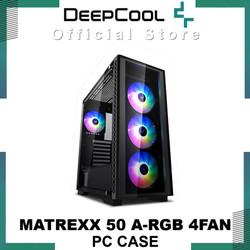 Deepcool Matrexx 50 ADD-RGB 4F Casing Komputer