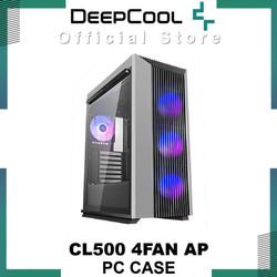 Deepcool CL500 4F AP 4Fan A-RGB Casing Komputer