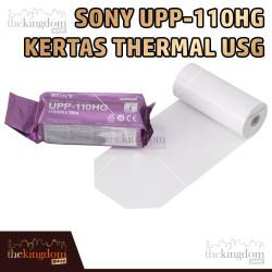 Sony UPP-110HG Kertas Thermal USG Sony Paper Print