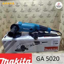"""Mesin Gurinda Tangan 5"""" MAKITA GA5020 GA 5020 Sistem SJS"""
