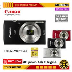 Kamera Saku Canon IXUS 185 Digital Pocket Camera
