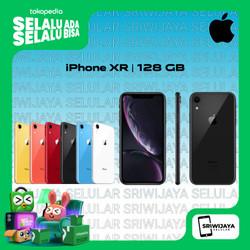 iPhone XR 128GB Garansi Resmi Tam/iBox