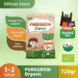PUREGROW Organic 720 g Girl Version Fee Foldable Bag