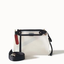 Dapoza Arm Candy Latte Mini Tas Selempang PVC Transparan Wanita