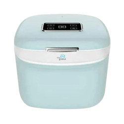 Little Giant Zhora Digital UV Sterilizer and Dryer - Blue
