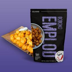Emplod/Endog Lewo - Cemilan Pedas - Snack Kekinian - Snack Murah