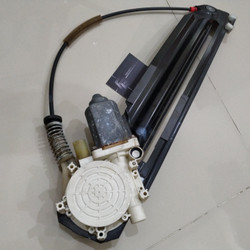 Original Bmw E39 Facelift Regulator + Motor Pw Belakang Kiri