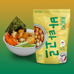 Batagor Korea - Cemilan Pedas - Snack Kekinian - Snack Murah