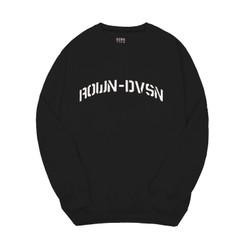 Sweater Rown Division Bravo Black
