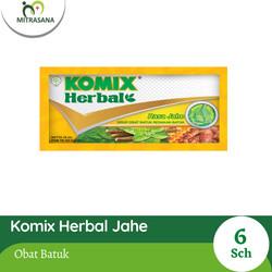 Komix Herbal Jahe 6 Sch