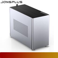 JONSPLUS i 100 Pro Magnesium Aluminum Silver
