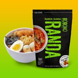 Randa (Ramen Sunda) Boboko Snack