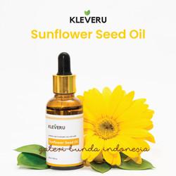KLEVERU Organics Sunflower Seed Oil 30 ml