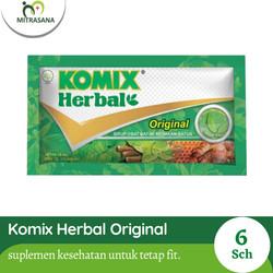 Komix Herbal Original 6 sch
