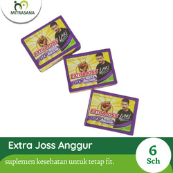 Extra Joss Laki Anggur 6 Sch