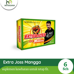 Extra Joss Laki Mangga 6 Sch
