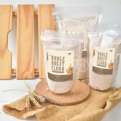 House Of Organix Whole Wheat Flour / Tepung Gandum Utuh 500 Gr