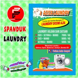 Jual Spanduk Laundry Terbaik Harga Murah August 2021 Cicil 0