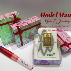 Gift BOX Logam Mulia