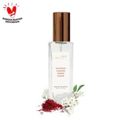 Mineral Botanica Eau De Toilette Saffron Jasmine Amber Cedar