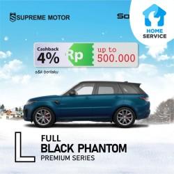 Kaca Film Mobil Full Solar Gard Premium Black Phantom Large Car