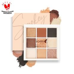 Iomi Eyeshadow Palette - Smokey Nude