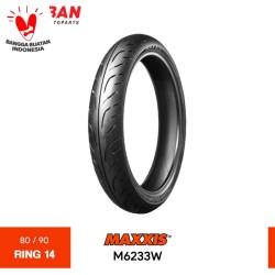 Ban Motor MAXXIS TL M6233W 80/90 Ring 14 Tubeless