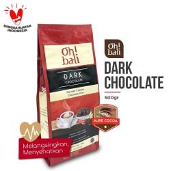 Oh!bali Dark Chocolate Drink 3in1 Chocolate powder 500g