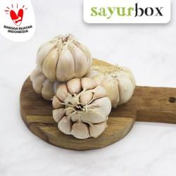 Bawang Putih Conventional 200 gram Sayurbox