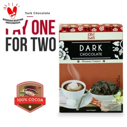 Buy 1 Get 1 - Oh!Bali Dark Minuman Cokelat 3in1 30g x 5 Sachet