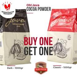 Buy 1 Get 1 - Oh! JAVA DARK - Classic Cocoa Powder 1000g