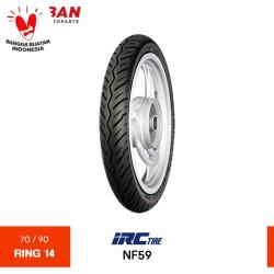 Ban Motor IRC TT NF59 70/90 Ring 14 Tubetype