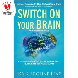 Buku Switch on Your Brain (Aktifkan Otak Anda)