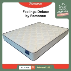 Romance Feelings Deluxe 90x200 Kasur Tanpa Divan/Sandaran